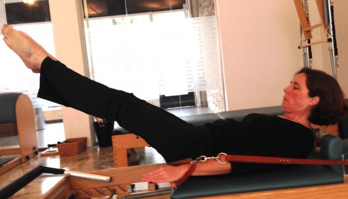 Elsbeth Ballering vertelt over haar Pilateservaringen.