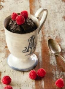 3-minuten brownies