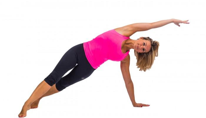 """Tatjana Plotnikova:""""Pilates stimuleert de mensen om gezond te leven."""""""