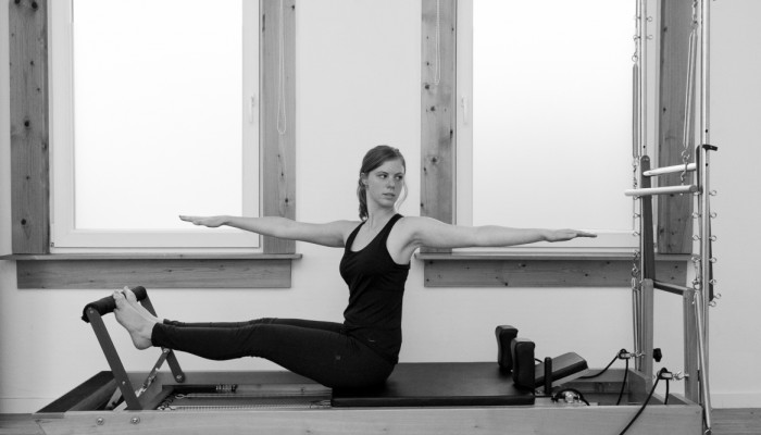 "Liesbeth Lecomte:""Levenslang Pilates!"""