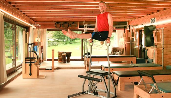 """Yves de Moor:""""Ik voorzie een gouden toekomst voor de Pilates methode."""""""