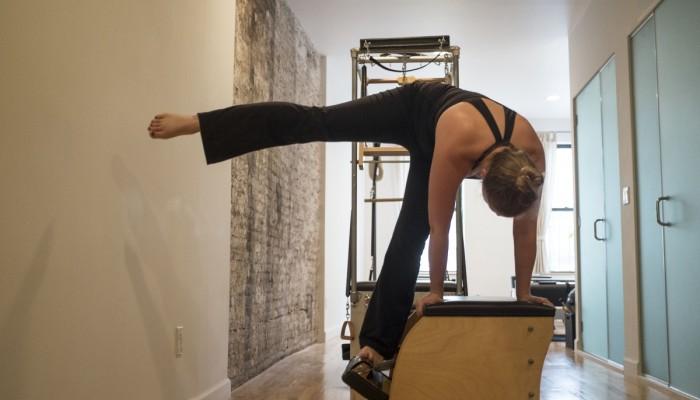 """Adrianne Yurgosky:""""Klassiek Pilates bereikbaar voor iedereen."""""""