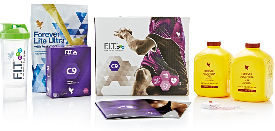 Forever fit Clean 9